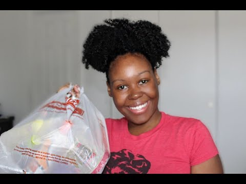 My Natural Hair Products Empties | February 2018