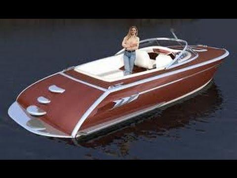 how to make a wooden boat - BoatplansTV
