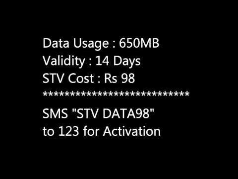 BSNL Karnataka Data Plans - STV Cost,Validity, Data Usage Limit- April 2016