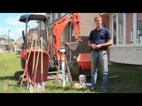 Interlocking - DIY Patio Installation