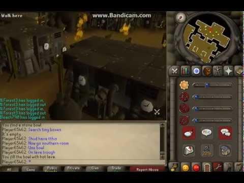 Runescape Elemental Quest guide on 2007 Servers