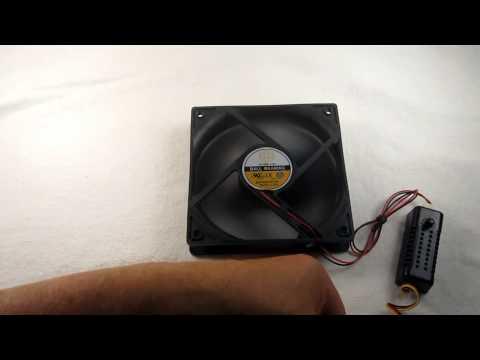 Fan Speed Controller from Electronichaus