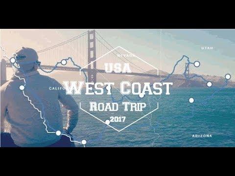 USA 2017 - West Coast Road Trip : San Francisco, Las Vegas, Monument Valley, Grand Canyon, LA