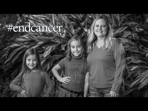 Childhood cancer caregiver shares her story and advice