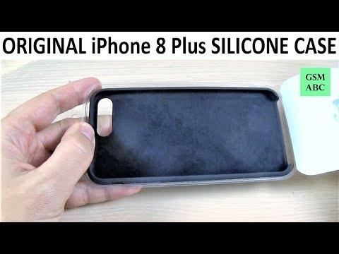 UNBOX Original iPhone 8 Plus Silicone Case | How it fits