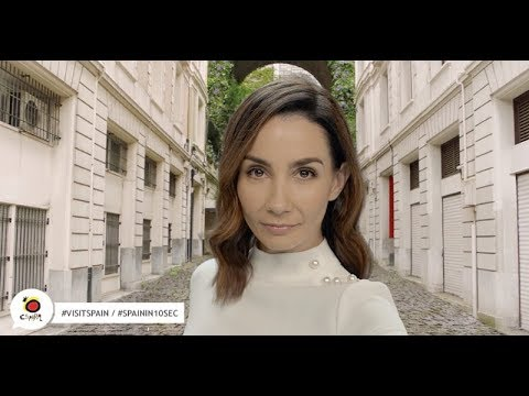 Is it possible to fall in love in 10 sec? Tamara Rojo - BILBAO #SpainIn10sec