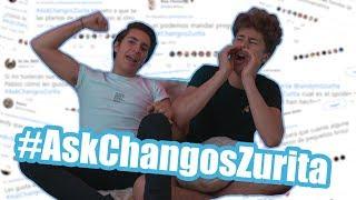HAGAN LA CHONA CHALLENGE! #AskChangosZurita Ft. Andy Zurita / Juanpa Zurita