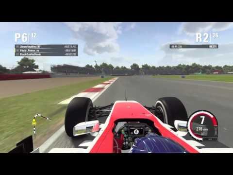 F1 2015 NGF1-Unity: 9.Saisonrennen - Großbritannien