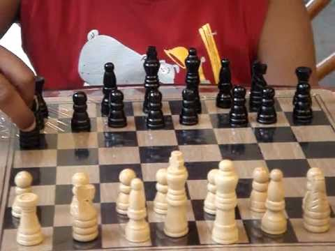 How to play Chess for beginners - Part1