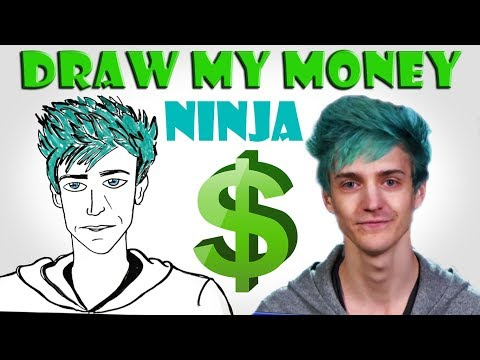 Draw My Money : Ninja