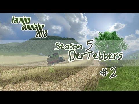 Farming Simulator 2013 - S5E2 - Rolling Hay