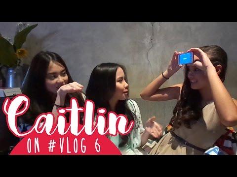 Caitlin on #VLOG 6 - AYLA PAYAAAAH x'(