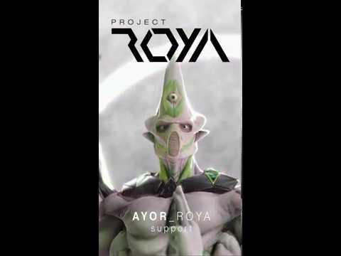 Project_ROYA - Ayor - Motion Poster (Eevee Animation)