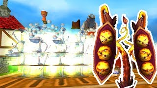 Wizard101 Fastest Way To Get Evil Magma Peas and Couch