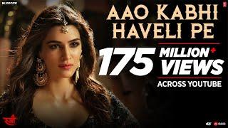 Aao Kabhi Haveli Pe Video | STREE |  Kriti Sanon | Badshah, Nikhita Gandhi, Sachin - Jigar