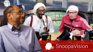GGN Larry King & Snoop Dogg AKA Lion in SnoopaVision