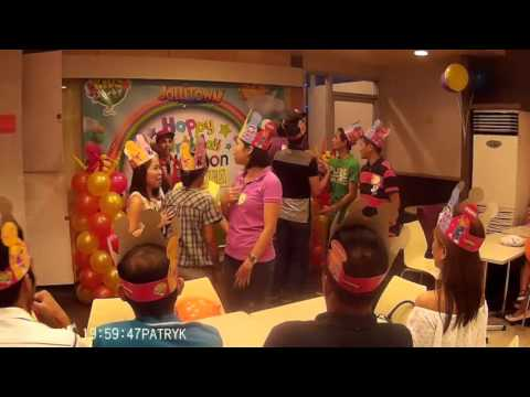 KiddieParty2015 - First game