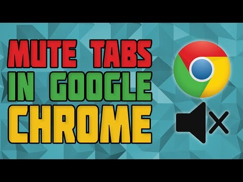 Mute a Tab in Google Chrome! How to Mute an Individual Tab in Google Chrome!
