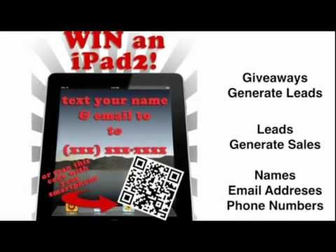 Trade Show Demo for Automated Lead Generation