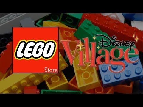 LEGO Store - Disney Village - Disneyland Paris