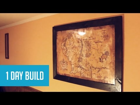 Build Your Own Poster Frame