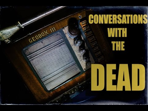 Real Spirit Communication with GeoBox, Portal, SCD-1 and Vocibus!