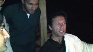 Imran Khan Condemns Propaganda Regarding his Speech on Ameer Maviya