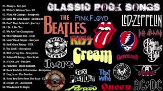 Top 500 Classic Rock 70s 80s 90s Songs Playlist - Classic Rock Songs Of All Time