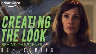 Homecoming - X-Ray Behind the Scenes Ep. 9: Creating the Look | Prime Video