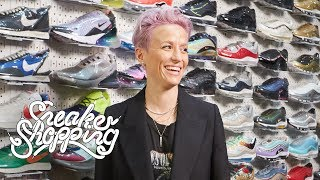 Download Megan Rapinoe Goes Sneaker Shopping With Complex Video