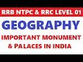 Download  General Awareness for rrb ntpc & rrc level 1 | IMPORTANT MONUMENTS & PALACES OF INDIA MP3,3GP,MP4