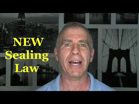 New York's New Sealing Law: When Can You Get Your Records Sealed?