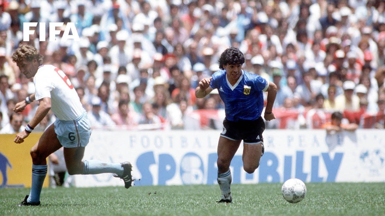 Argentina v England | 1986 FIFA World Cup | Full Match