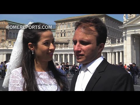Find out how many holy marriages there are in the Church