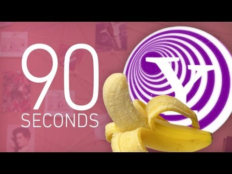 Fossils, Yahoo, and Rod Serling - 90 seconds on The Verge