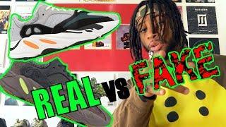 66383f787e39 yeezy 700 wave runner real vs fake Videos - 9tube.tv