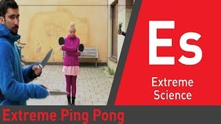 Extreme Ping Pong: Superhuman Science