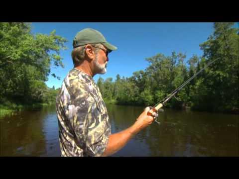 The Fun of Topwater River Musky Fishing