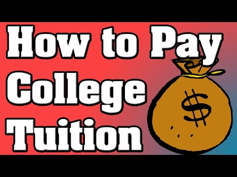 Question - How to Pay the College Tuition