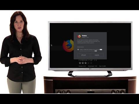 How to Update Smart TV Apps-2019