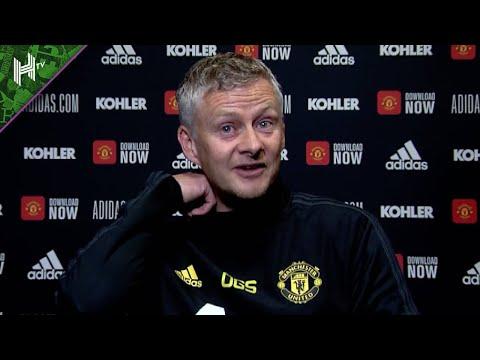 Man Utd starlet will leave tomorrow   Brighton v Man Utd   Ole Gunnar Solskjaer press conference