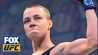 UFC Strawweight Champion Rose Namajunas, UFC 217 Recap   Episode 130   ANIK AND FLORIAN PODCAST