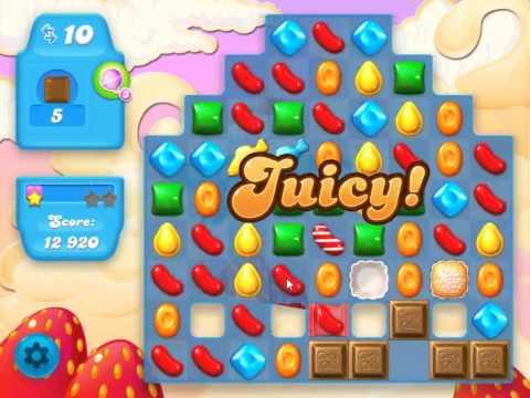 Candy Crush Soda Saga Level 35 NEW