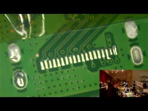 How to replace a broken HDMI port on PlayStation 4 motherboard