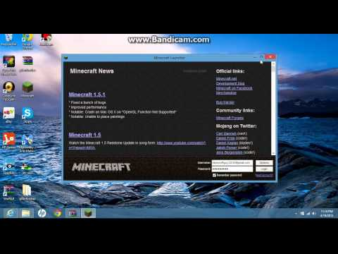 How to change your Minecraft skin on Windows 8 (quick)