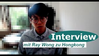 A Hong Konger's exile - Interview with Ray Wong