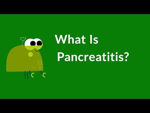 What Is Pancreatitis? (Pancreas Inflammation)