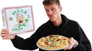 Luca testet die CAPITAL BRA PIZZA 😱🍕