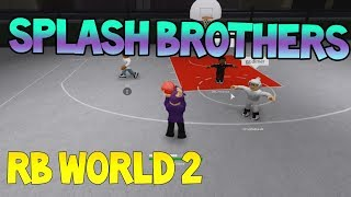 AIMBOT HACK TROLLING ON RB WORLD 2! PART 2 | I MADE A HALF