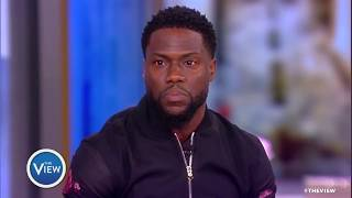 sneak peek kevin hart on kathy griffin bill maher controversies the view